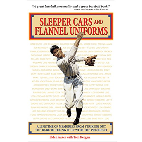 Sleeper Cars and Flannel Uniforms audiobook cover art