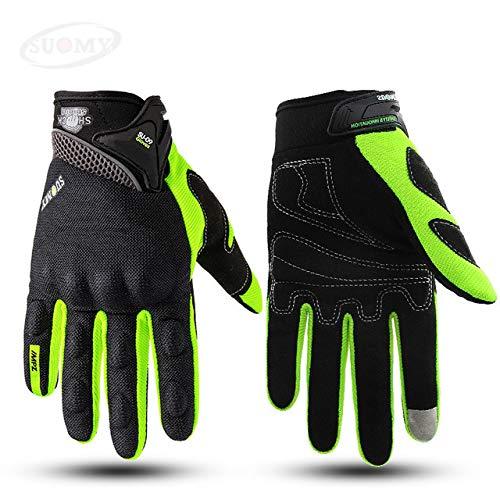 IMmps Touchscreen-Handschuhe 100% wasserdicht und Winddicht winterwarme Motorrad-Schutzhandschuhe-T3427a3-XXL