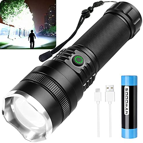BERCOL Rechargeable LED Flashlights High Lumens OFFicial mail order Supe Trust 10000 Lumen