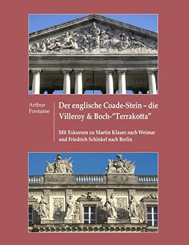 Der englische Coade-Stein - die Villeroy & Boch