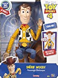 Lansay - Toy Story 4 - Sherif Woody Personnage Electronique Figurine- 64452