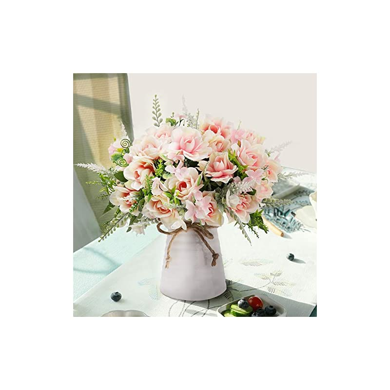 silk flower arrangements lesing artificial flowers with vase fake silk flowers in vase gardenia flowers decoration for home table office party