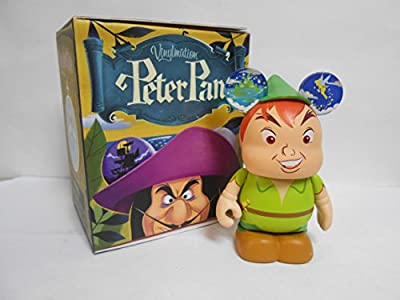 """Peter Pan Series Peter Pan Disney Vinylmation 3"""" Figure"""