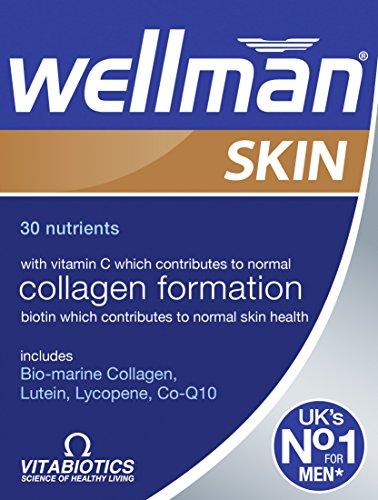 Vitabiotics Wellman Skin Technology - 60 Tablets