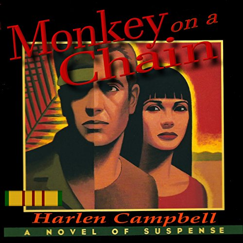 Monkey on a Chain audiobook cover art