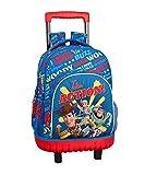 Toy Story 4 Mochila grande con ruedas carro fijo, Trolley