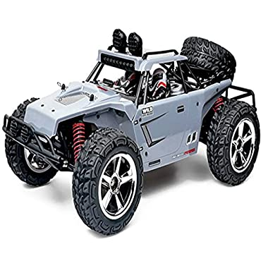 MGJX Radio-Controlled Car 2.4G New Stunt Off-Road Vehicle Four-Wheel Drive High-Speed Remote Control Car 1:12 Scalewith…