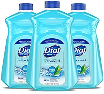 3-Pack Dial Antibacterial Liquid Hand Soap Refill 52 Fl Oz