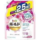 ボールド 洗濯洗剤 液体 洗濯水をデトックス アロマティックフローラル&サボン 詰め替え 約2.5倍(1490g)