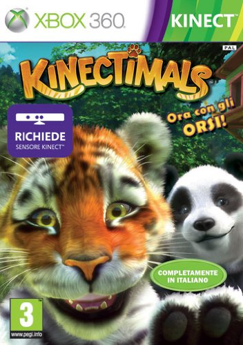Kinectimals Gold