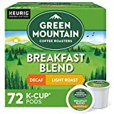 Best Decaf K Cups - Green Mountain Coffee Roasters Breakfast Blend Decaf, Single-Serve Review