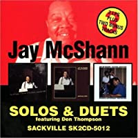 Solos & Dhets by Jay McShann (2005-06-20)