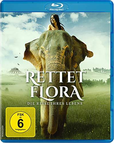 Rettet Flora - Die Reise ihres Lebens [Blu-ray]