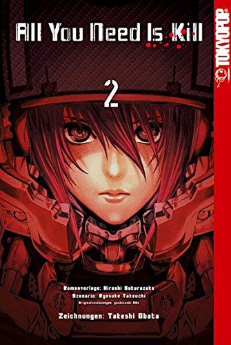 All You Need Is Kill Manga 02: The Edge of Tomorrow