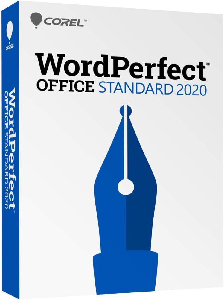 Kansas City Mall Corel WordPerfect Office Max 85% OFF 2020 Spreads Standard Processor Word