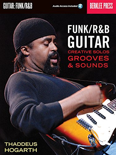 Creative Solos, Grooves & Sounds (Book & CD): Noten, CD, Lehrmaterial für Gitarre (Funk R&B Guitar)
