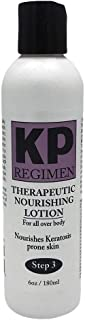 KP Regimen Keratosis Pilaris Healing & Nourishing Body Lotion For Keratosis Prone Skin - 6.0 OZ