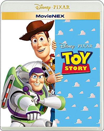 トイ・ストーリー MovieNEX ブルーレイ+DVD+デジタルコピー(クラウド対応)+MovieNEXワールド Blu-ray