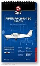 Piper Arrow 180 PA-28R-180 Qref Checklist Book