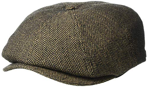 Brixton Brood SNAP Cap, Brown/Khaki, M