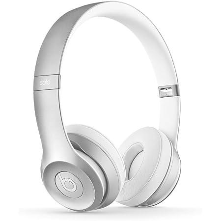 国内正規品Beats Solo2 ワイヤレスオンイヤーヘッドフォン Bluetooth対応 シルバー MKLE2PA/A