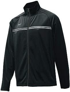 NWT Nike Men's Rio Team Warm Up Full Zip Jacket Black Pockets SZ Small