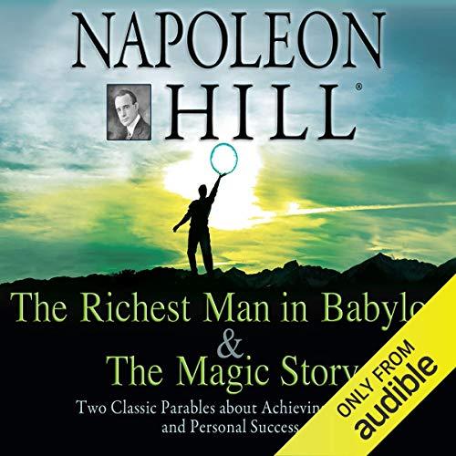 Couverture de The Richest Man in Babylon & The Magic Story