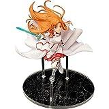 CQ Sword Art Online-Ordinal: Figura de acción Asuna 1/7 Escala de PVC Estatua Toys