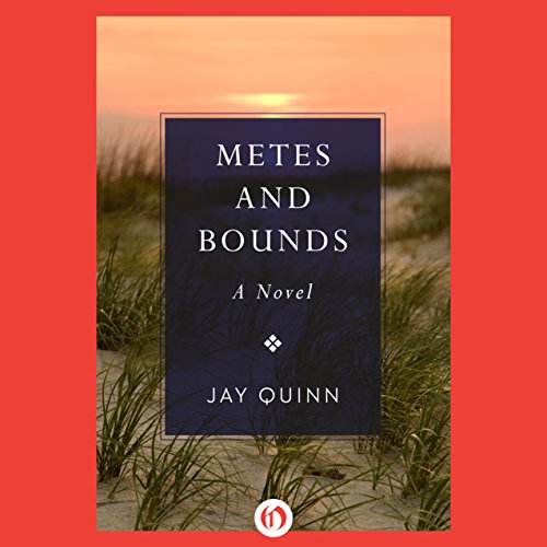 Metes and Bounds audiobook cover art