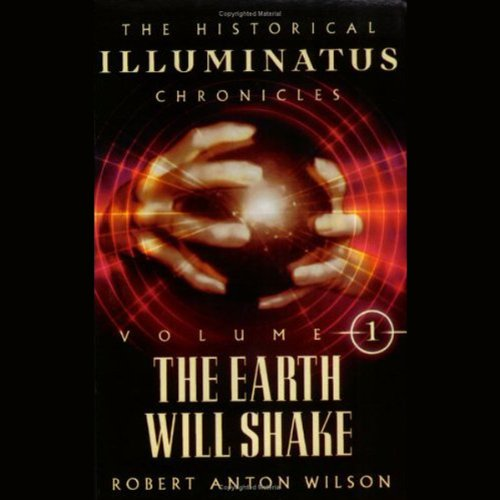 The Earth Will Shake audiobook cover art