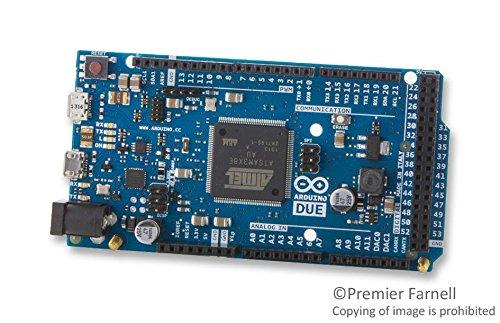 Entwicklungsplatten & Kits – Entwicklungssets von MCU DSP/MPU/DSC//FPGA – AT91SAM3X8E Arduino durch Dev – Board A000062