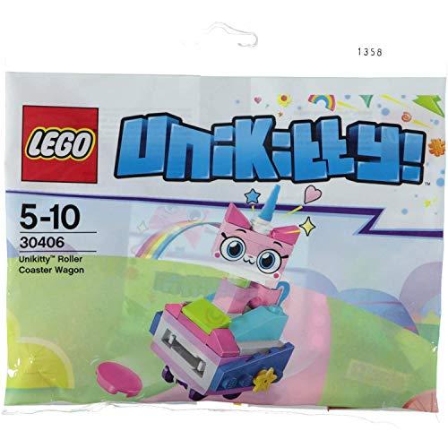 LEGO Vagone delle Montagne Russe Unikitty 30406