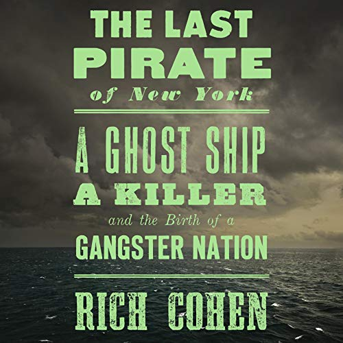 Couverture de The Last Pirate of New York