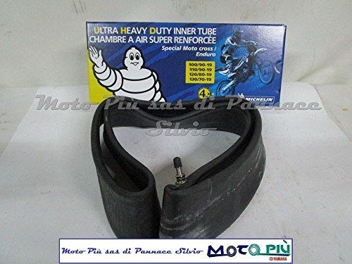 Chambre à air Michelin UHD renforcée 4 mm pour cross enduro 110/90-19 100/90-19