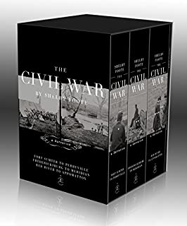 The Civil War Trilogy Box Set: With American Homer: Reflections on Shelby Foote and His Classic The Civil War: A Narrative (0679643702) | Amazon price tracker / tracking, Amazon price history charts, Amazon price watches, Amazon price drop alerts
