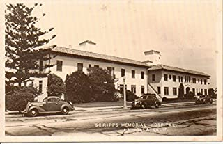 Scripps Memorial Hospital, La Jolla, California
