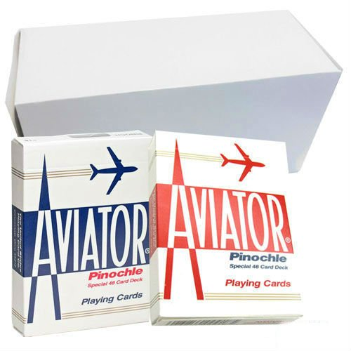 Decks Aviator Pinochle
