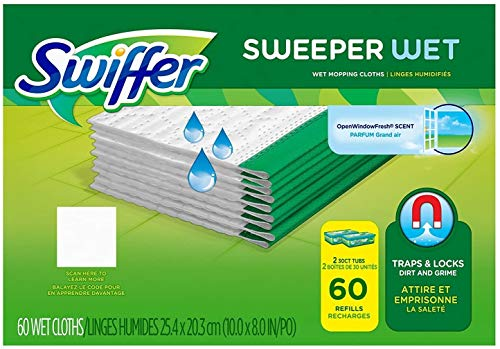 swiffer sweeper refills large - 5