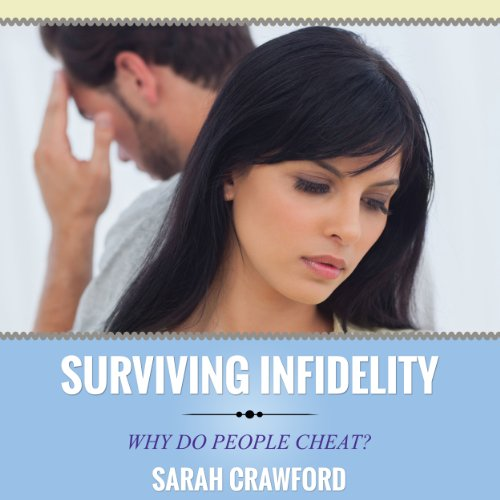 Surviving Infidelity audiobook cover art
