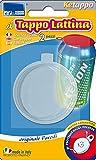 Parodi&Parodi 2 Verschluss geeignet für Birra und Getränke, luftdichter Verschlusskappe aus Kunststoff für Alimenti Art.427, Unica