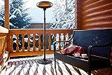 Terrassenheizer Heizstrahler Elektrostrahler verstellbar max. Heizleistung 2000 Watt Heizleistung 3-stufig