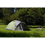 Coleman Tent Darwin, Compact Dome Tent, also Ideal for Camping in the Garden, Lightweight Camping and Hiking Tent, 100…