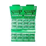 Durablade Sharp Hi Chromium Double Edge Razor Blades (100 Bl
