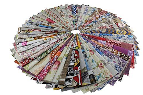 Stoff Quilts 45x45, Stoff zum Basteln...