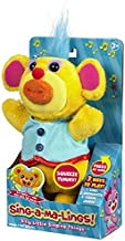 Funrise Sing-A-Ma-Lings Tinker Plush Sings Pop Goes The Weasel