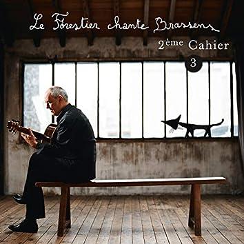 Le Forestier chante Brassens Cahier 2 - Vol 3
