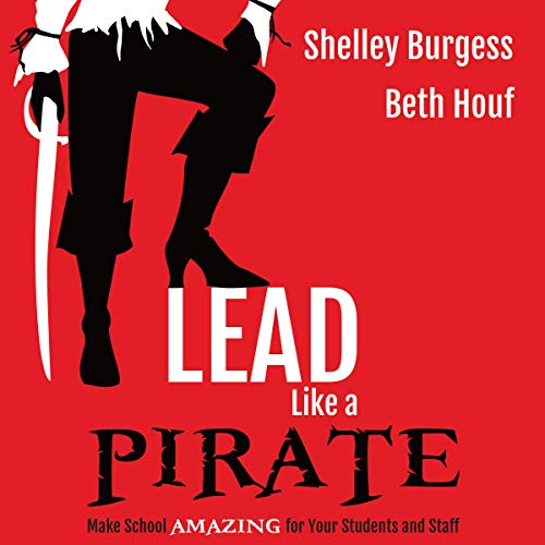Lead Like a Pirate cover art