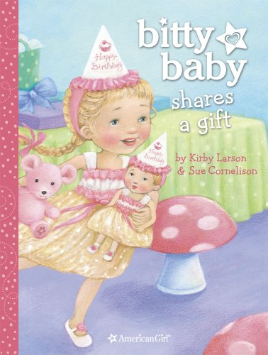 Bitty Baby Shares a Gift