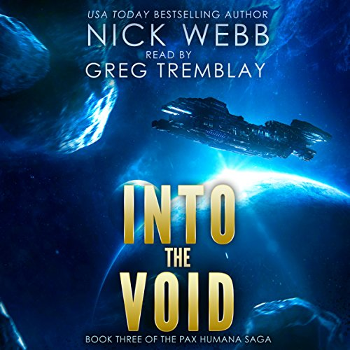 Into the Void audiobook cover art