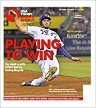 Sports Weekly - Magazine Subscription from MagazineLine (Save 51%)
